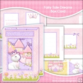 Fairy Tale Dreams Box Card