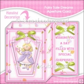 Fairy Tale Dreams Aperture Card & Envelope