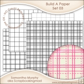 Build A Paper Set 03 - PNG FILES