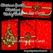 Christmas Sparkle Money Card