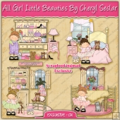 EXCLUSIVE All Girls Little Beauties Collection