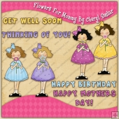 Flowers For Mommy Graphic Collection - REF - CS