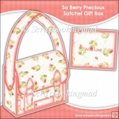 So Berry Precious Satchel Gift Box
