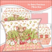 So Berry Precious Pillow Box EXTRA LARGE