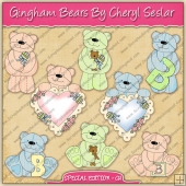 Gingham Bears Collection - SPECIAL EDITION