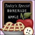 Clipart ~ Apple