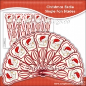 Christmas Birdie Single Fan Blades
