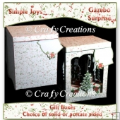 Simple Joys Gazebo Surprise Gift Boxes