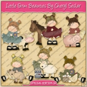 Little Farm Beauties Collection - SPECIAL EDITION