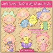 EXCLUSIVE Little Easter Babies Graphic Collection