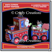 Santa Express Photographic Tutorial