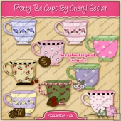 EXCLUSIVE Pretty Tea Cups Collection