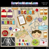 Doctors Orders ClipArt Collection