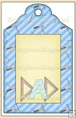 Dad Gift Tag - REF_T584