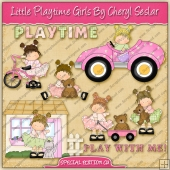 Little Playtime Girls Collection - SPECIAL EDITION