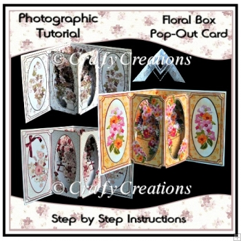 Floral Box Pop-Out Card Tutorial