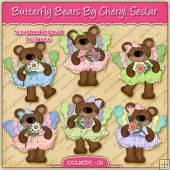 EXCLUSIVE Butterfly Bears Collection