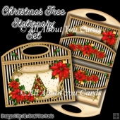 Christmas Tree Stationary Set