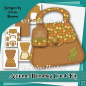 Autumn Handbag Card Kit