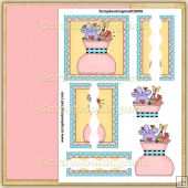 Vase Of Flowers Pyramage Side Stacker PDF Download