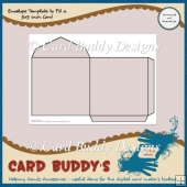 Envelope Template to Fit a 5x5 inch Card – CU/PU