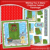 Wishing You A Merry Christmas Twisted Pyramage Download