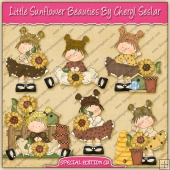 Little Sunflower Beauties Collection - SPECIAL EDITION
