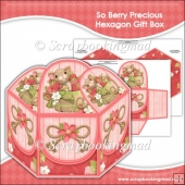 So Berry Precious Hexagon Gift Box