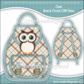 Owl Backpack Gift Box
