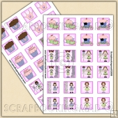Little Miss Cupcake Download Collection 160 Items
