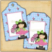 Thinking Of You Gift Tags - REF_T662 & REF_T663