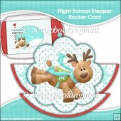 Flight School Rocker Stepper Card