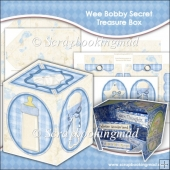 Wee Bobby Secret Treasure Box