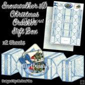 Snowwalker Christmas Cracker Gift Box