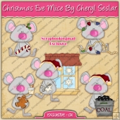 EXCLUSIVE Christmas Eve Mice Collection