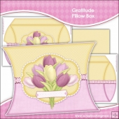 Gratitude Pillow Box EXTRA LARGE