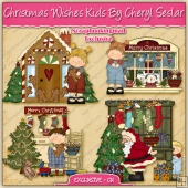 EXCLUSIVE Christmas Wishes Kids Collection