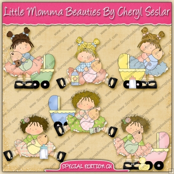 Little Momma Beauties Collection - SPECIAL EDITION