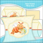 Bees Knees Pillow Box EXTRA LARGE