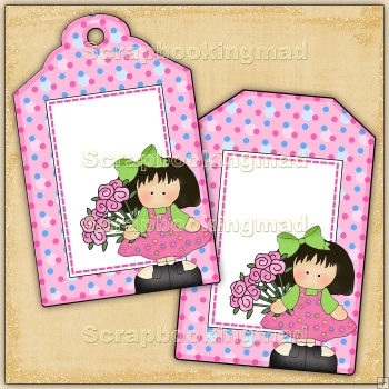 Thinking Of You Gift Tags - REF_T664 & REF_T665