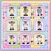 Dancing Angel Bears Download Collection 180 Items