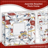 Assembly Required Photo Frame
