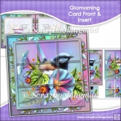 Glomorning Card Front & Insert