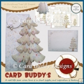 O Christmas Tree! 3D Shaped Fold Card Kit