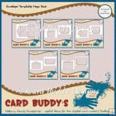 Envelope Templates Mega Pack – CU/PU