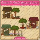 Garden Of Weedin Graphic Collection - REF - CS