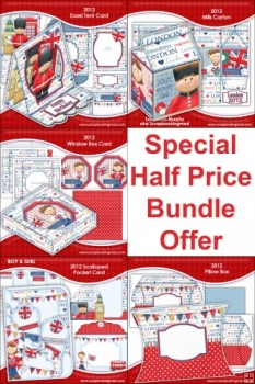 Special Half Price Bundle - 2012 Sets