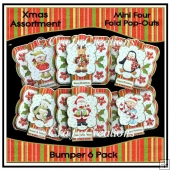 Xmas Assortment - Bumper 6 Pack