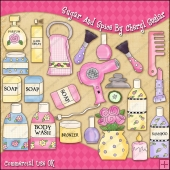 Sugar & Spice ClipArt Graphic Collection