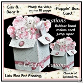 Grin & Bear It Poppin' Box Card